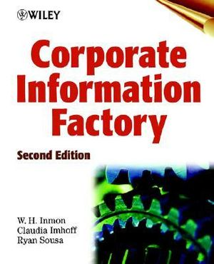 Cover of Corporate Information Factory