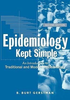 Cover of Epidemiology Kept Simple