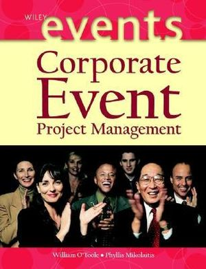 Cover of Corporate Event Project Management