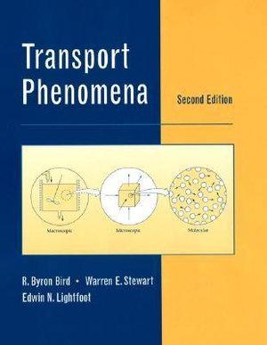 Cover of Transport Phenomena