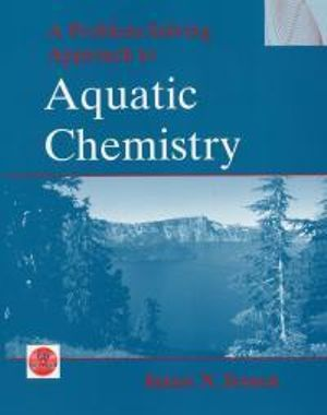 Cover of A Problem-Solving Approach to Aquatic Chemistry