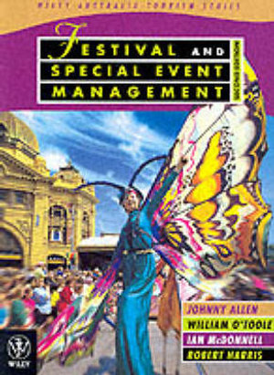 Cover of Festival and Special Event Management