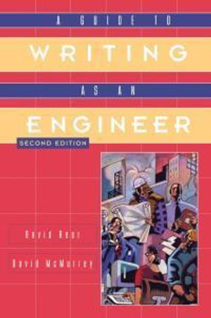 Cover of A guide to writing as an engineer