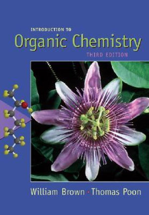 Cover of Introduction to organic chemistry