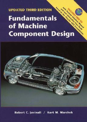 Cover of Fundamentals of Machine Component Design