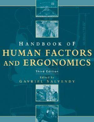 Cover of Handbook of Human Factors and Ergonomics