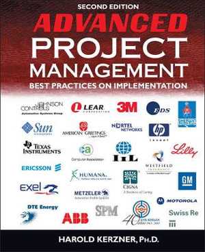 Cover of Advanced Project Management
