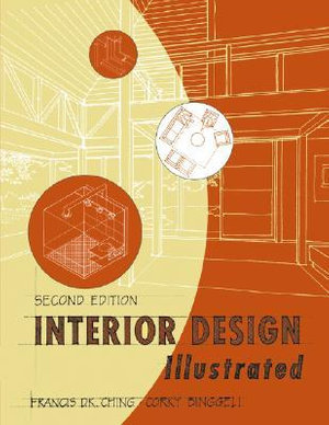 Cover of Interior Design Illustrated