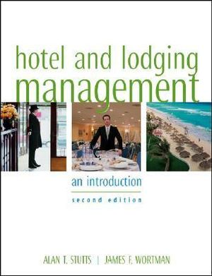 Cover of Hotel and Lodging Management an Introduction 2E
