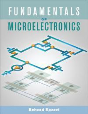 Cover of Fundamentals of Microelectronics