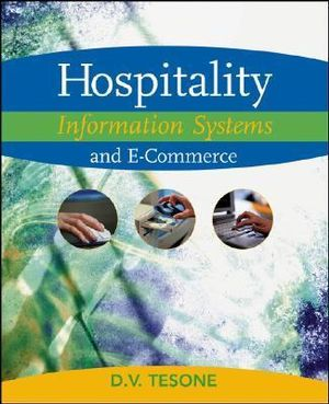 Cover of Hospitality Information Systems and E-Commerce
