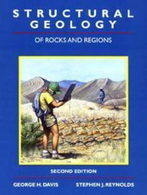 Cover of Structural geology of rocks and regions