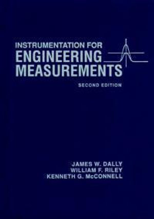 Cover of Instrumentation for Engineering Measurements