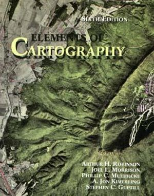 Cover of Elements of Cartography