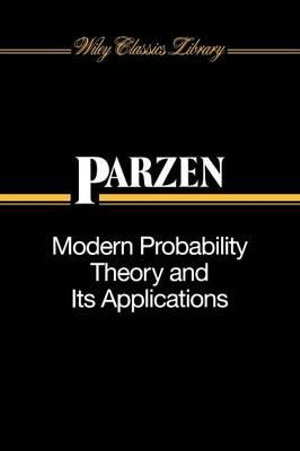 Cover of Modern Probability Theory and Its Applications