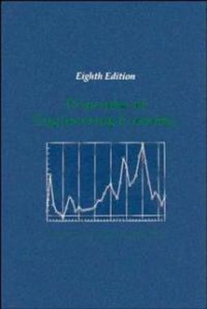 Cover of Principles of Engineering Economy