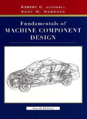 Cover of Fundamentals of Machine Component Design