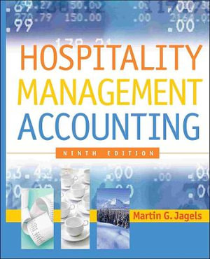Cover of Hospitality Management Accounting 9E
