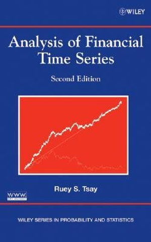 Cover of Analysis of Financial Time Series