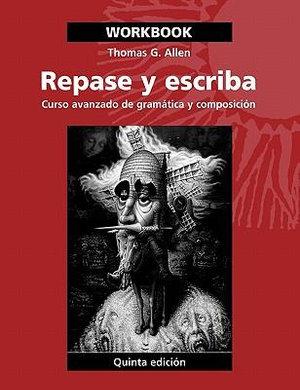 Cover of Repase y escriba, Workbook