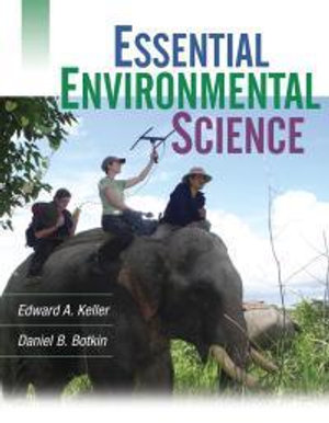 Cover of Essential Environmental Science