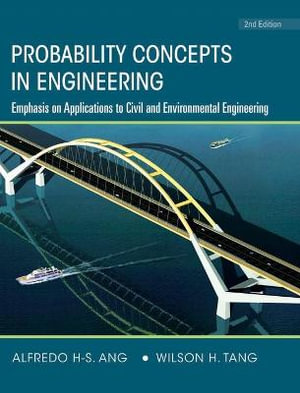 Cover of Probability Concepts in Engineering
