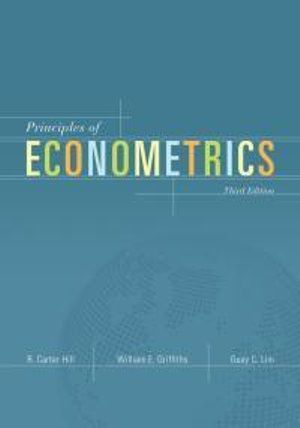 Cover of Principles of Econometrics
