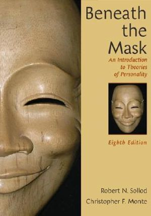 Cover of Beneath the Mask an Introduction to Theories of Personality 8E