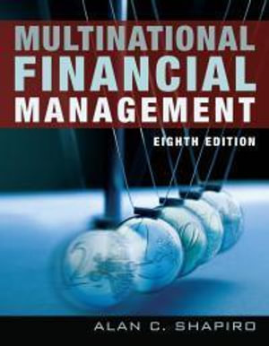 Cover of Multinational Financial Management