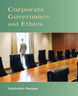Cover of Corporate Governance and Ethics