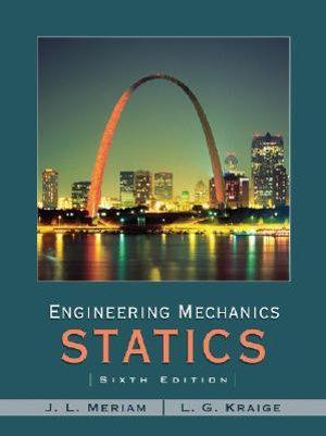 Cover of Engineering Mechanics - Statics