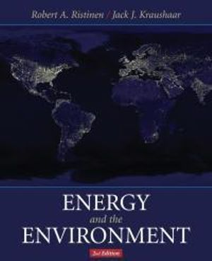 Cover of Energy and the Environment