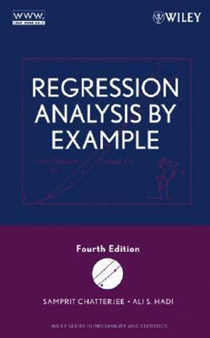 Cover of Regression Analysis by Example