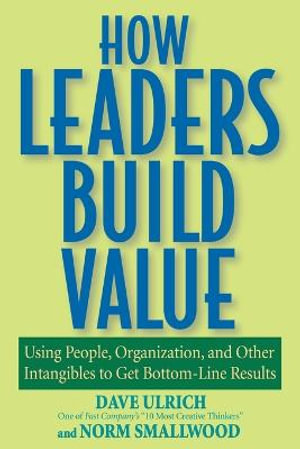 Cover of How Leaders Build Value