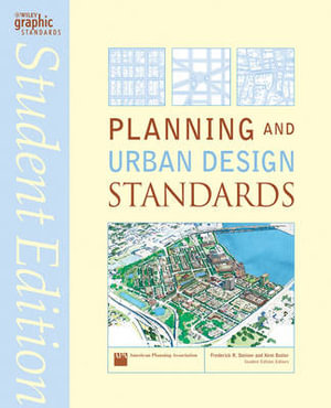 Cover of Planning and Urban Design Standards, Student Edition