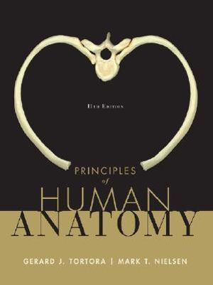 Cover of Principles of Human Anatomy