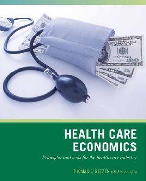 Cover of Wiley Pathways Health Care Economics