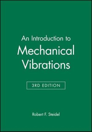 Cover of An introduction to mechanical vibrations