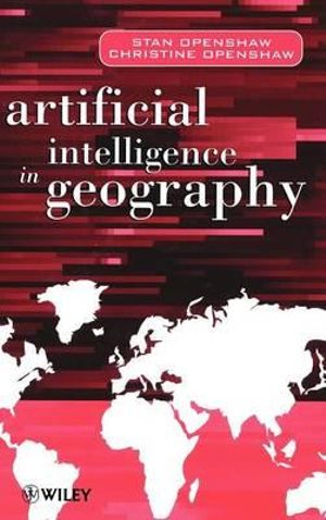 Cover of Artificial Intelligence in Geography