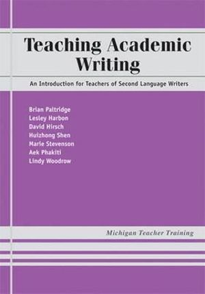Cover of Teaching Academic Writing