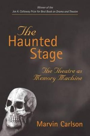 Cover of The Haunted Stage