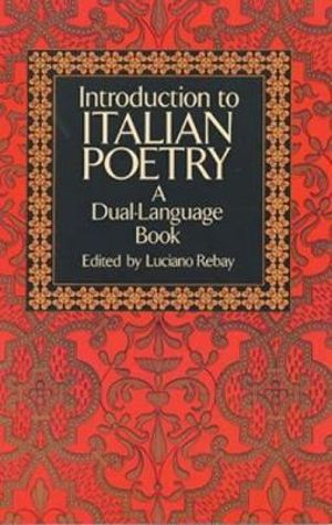 Cover of Introduction to Italian Poetry