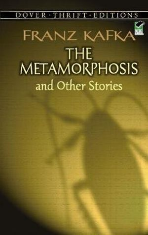 Cover of The Metamorphosis and Other Stories