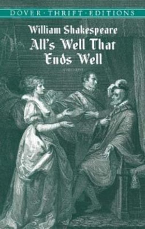 Cover of All's Well that Ends Well