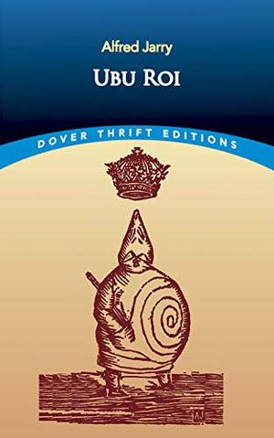 Cover of Ubu Roi