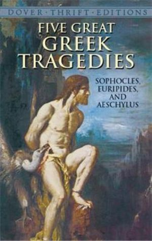 Cover of Five Great Greek Tragedies