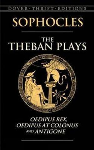Cover of The Theban Plays