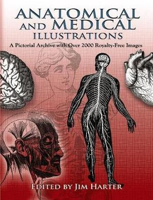 Cover of Anatomical and Medical Illustrations