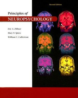 Cover of Principles of Neuropsychology