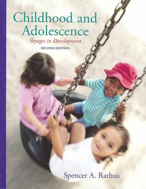 Cover of Childhood and Adolescence